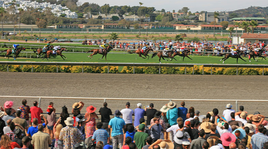 Day At The Track >> Del Mar Race Course Experience A Great Day At The Track